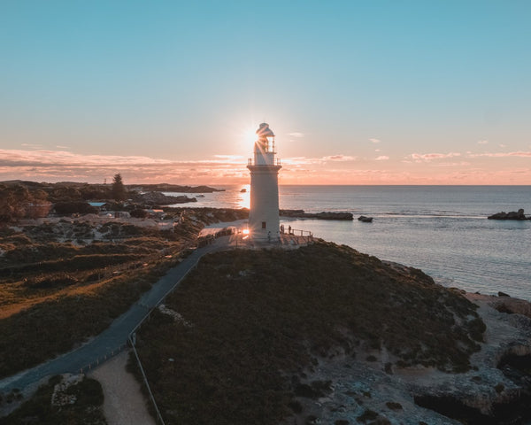 Sunset at Bathurst Lighthouse