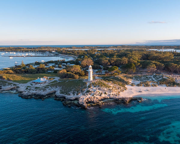 The beautiful Bathurst Lighthouse