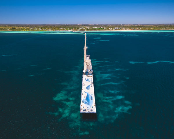 The Busselton Jetty