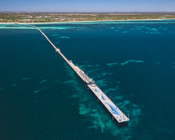 The Extension of Busselton Jetty