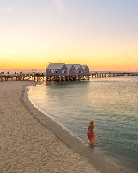 The magical Busselton Jetty