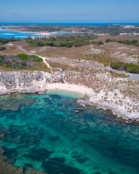 Little Armstrong Bay, Rottnest Island