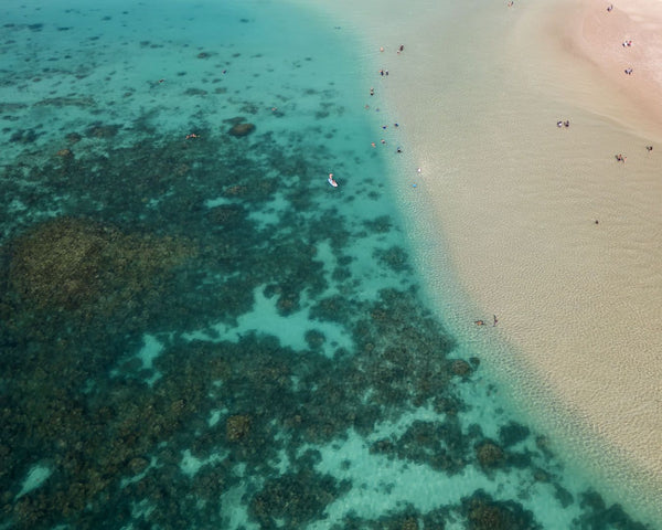 Coral Bay Beach Reefs