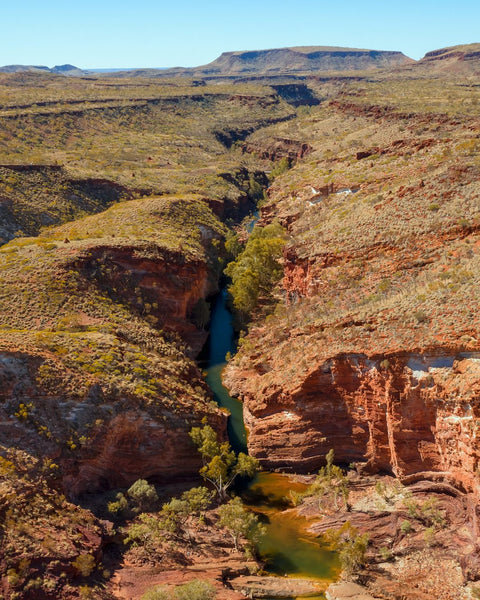 Hamersley Gorge, Karijini