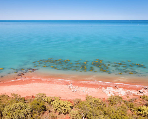 The beautiful colours of Roebuck, Broome
