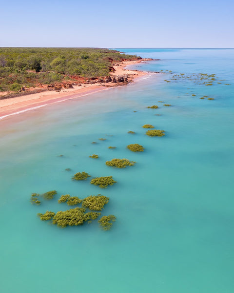 Amazing view of Roebuck, Broome