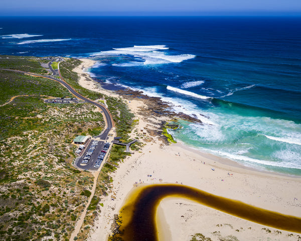 MARGARET RIVER MOUTH