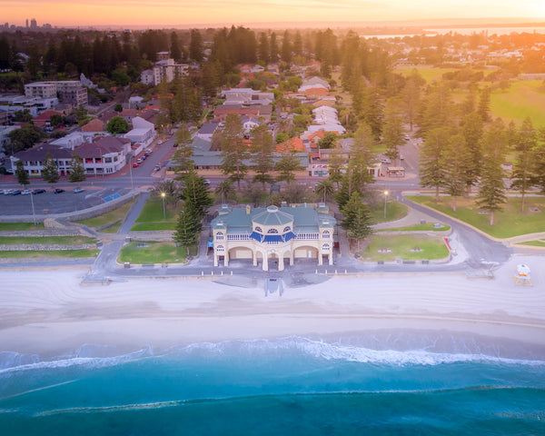 Cottesloe and its Beauty