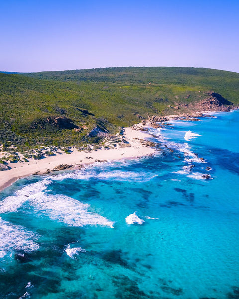 The nature of Cape Naturaliste