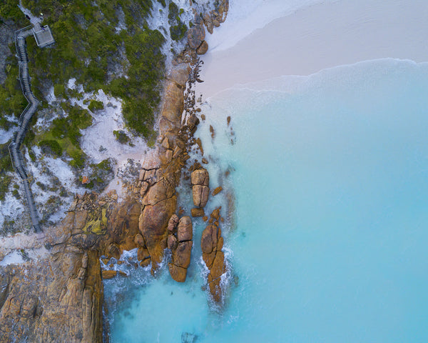 PIECES OF LUCKY BAY