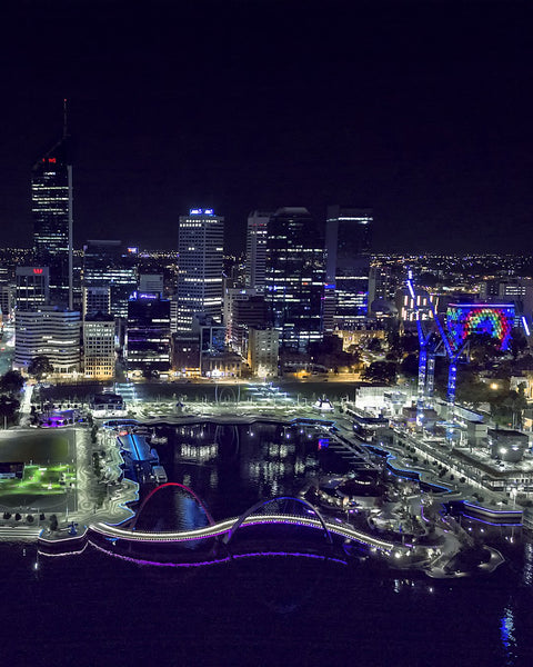 City of Lights - Perth