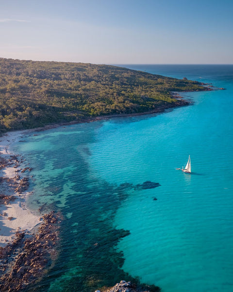 Sailing on Dunsborough waters