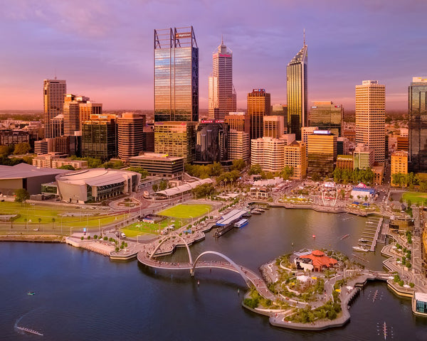 Our beloved Perth City