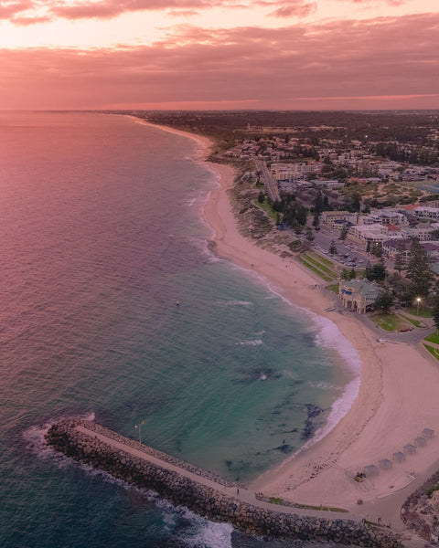 Cottesloe Beach Colours