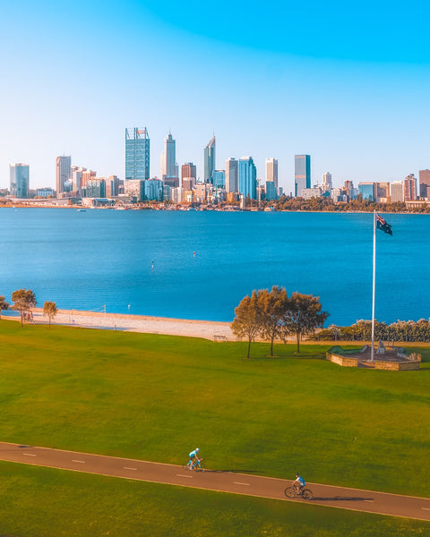 A perfect day in Perth