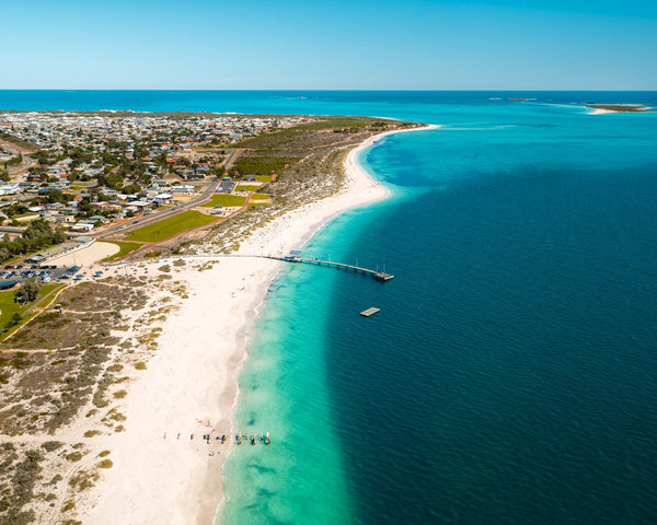 The beauty of Jurien Bay