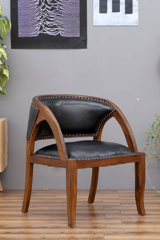 Caprice Colonial Leather Chair - Paradiddle Lifestyle
