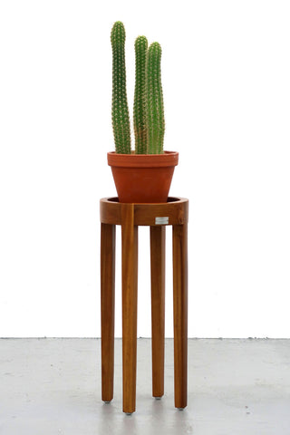 Decorative - Teak Plant Stand