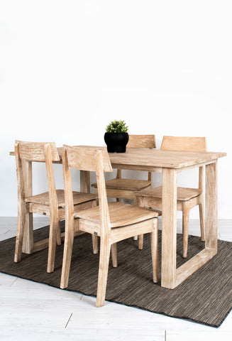Dining Set - Knock On Wood Dining Set
