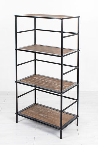 Storage - Grackle Vinyl & Book Shelves