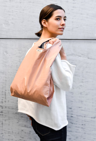 Tote Bag - Monk & Anna Synthetic Leather Bag