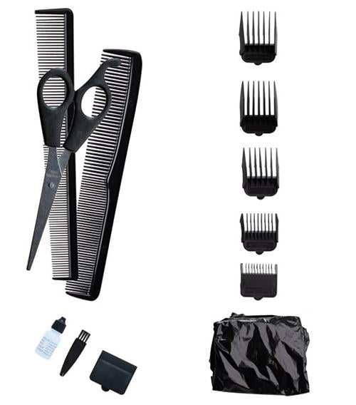 Remington Multi- Functional Personal Haircut Kit 12 Piece- HC70A