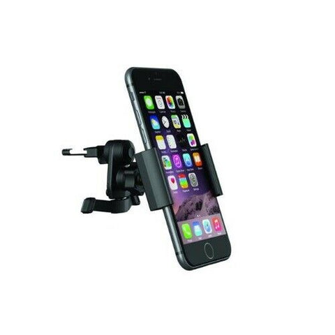 Cygnett VentView 360° Black Universal Phone Holder Air Vent Car Mount Smartphone