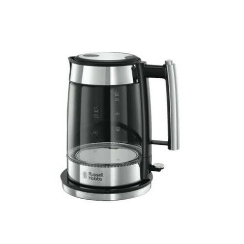 Russell Hobbs 1.7L Elegance Glass Kettle/ Illuminated Light Ring- RHK152 - Sydney Electronics