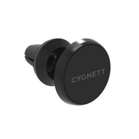 Cygnett Premium Magmount + Magnetic Plus Vent Car Mount Phone Holder- CY2377ACVEN