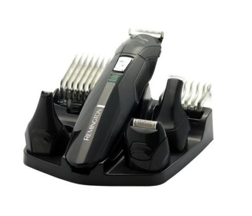 Remington Titanium All-in-1 Cordless Trimmer Grooming System Hair Nose- PG6020AU