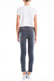 0013 VENEZIA Grey Skinny Denim H24 Indeformabile stretch