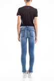 0015 VENEZIA Blu  Skinny Denim H24 Indeformabile stretch