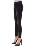 FIRENZE Skinny 3-0023 Col. Black  H24 Indeformabile Stretch