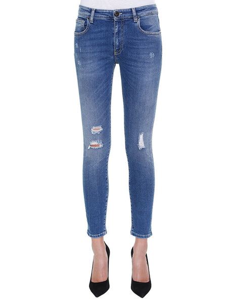 JEANS CLOE'  Col. Blu  H24 Indeformabile Stretch