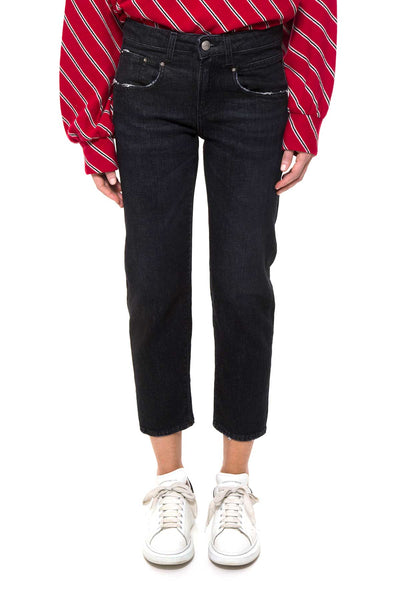BOLOGNA  0013 Jeans Denim Black Confort