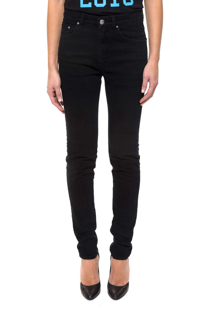 FIRENZE 0008 Skinny Denim Confort Black
