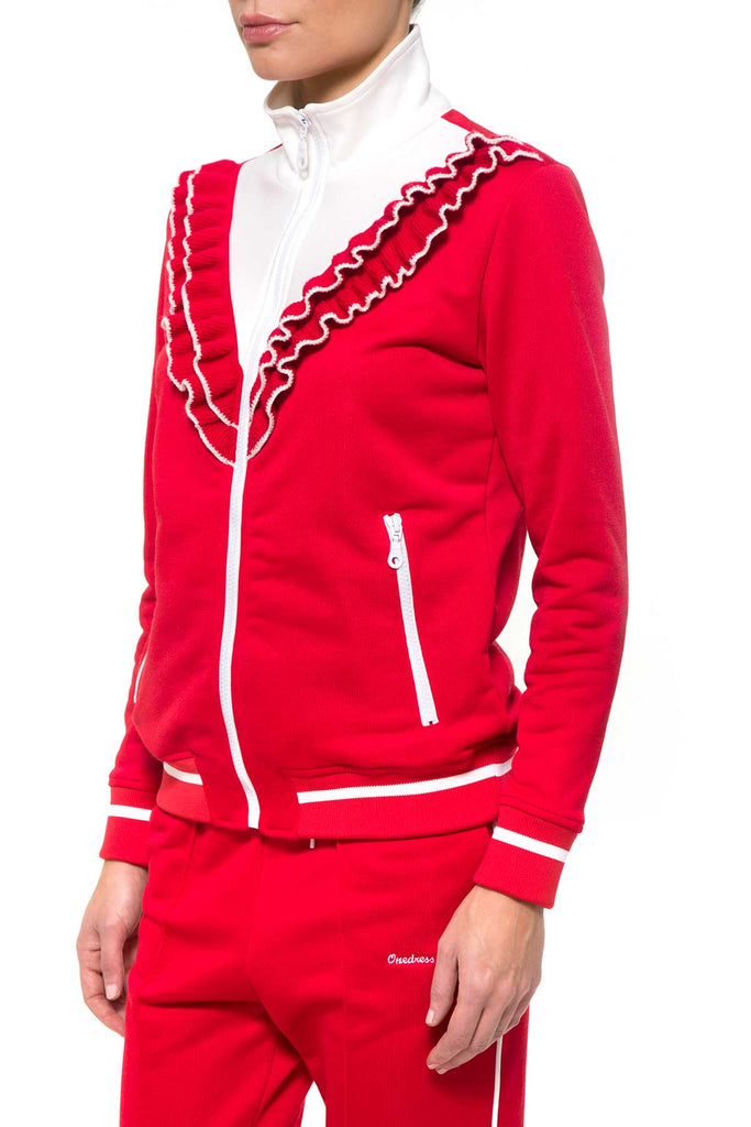 BERLINO BO 7005 Red  SWEATSHIRT