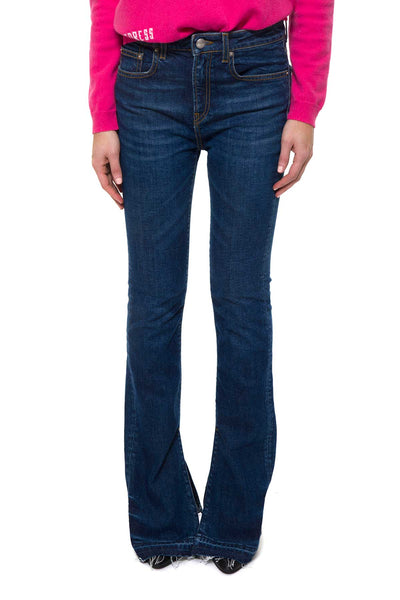 0015 PALERMO JEANS FIT SLIM  FLARED