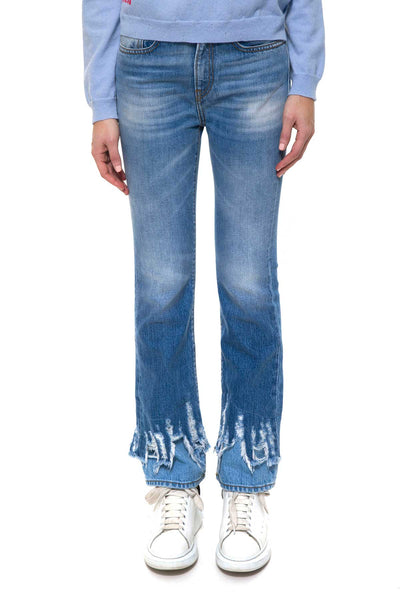 GISELLE 0002 JEANS FIT SLIM  FLARED