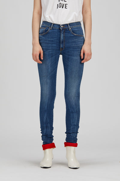 0013 FIRENZE Denim H24 non-deformable