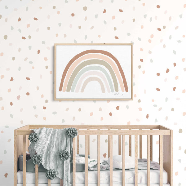 CONFETTI WALL DECAL / NATURE