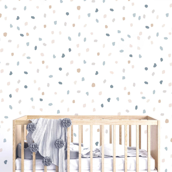 CONFETTI WALL DECAL / TIDAL