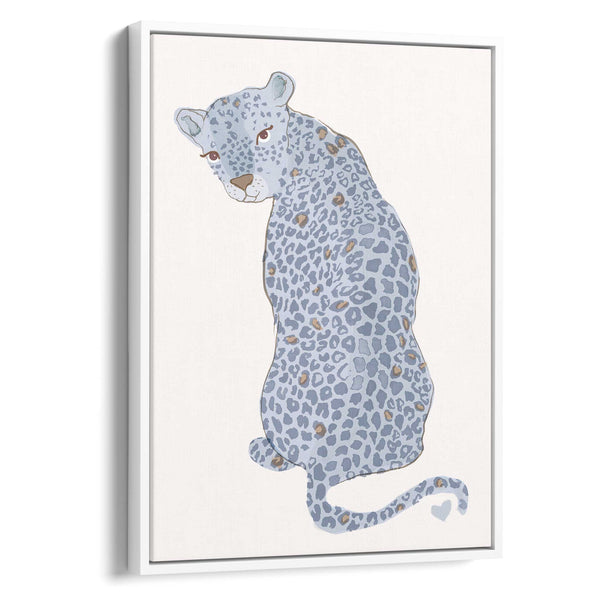 Sharma the Leopard / Blue