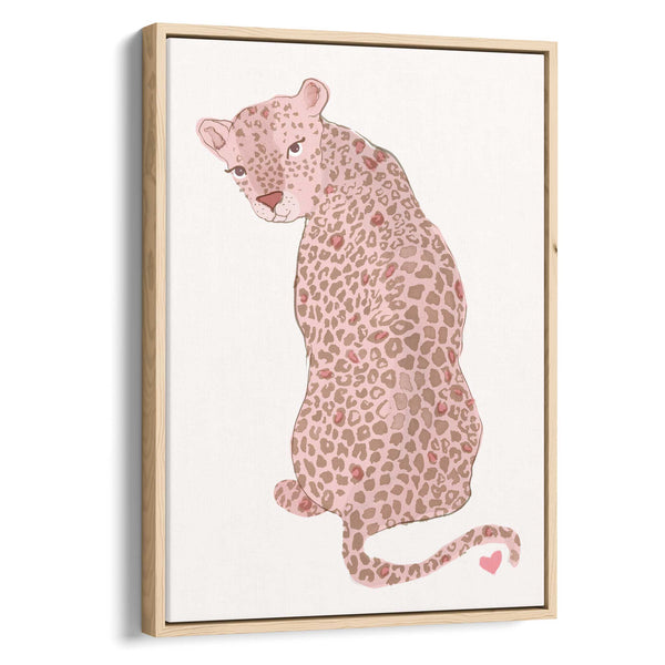 Sharma the Leopard / Pink