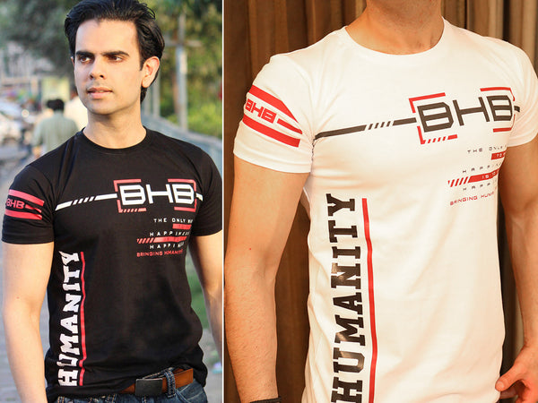 Shop for Cause, BHB The Only Way to Buy Happiness, T-shirt. Free shipping