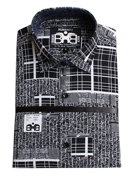 3D Print Cotton Humanity stand out Shirt, Shop for Cause. Free Shipping