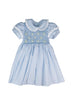 Daisies smock dress