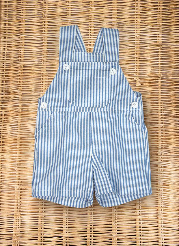 Blue Stripe Overall