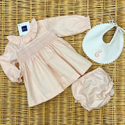 Smock Two Piece Set