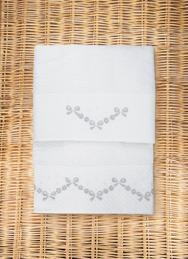 Little Bows Towel Set